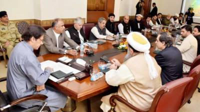 Govt to play due role for ensuring provision of share to FATA in NFC award: PM