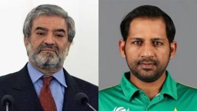 PCB Chairman Ehsan Mani breaks silence over skipper Sarfraz Ahmed
