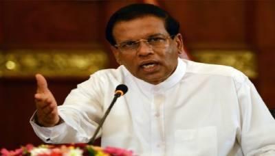 Sri Lanka president dissolves parliament