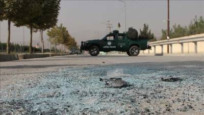 Taliban attack on check posts kill 8 Afghan forces