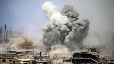 US-led coalition strikes kill 26 civilians in East Syria: Monitor