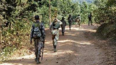6 serial blasts in India targeting security forces, BSF officer killed