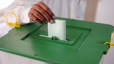 By-election for two seats of Senate from Punjab on Thursday