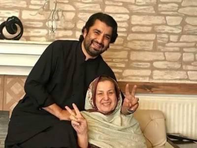 Deputy Speaker NA Qasim Suri mother passes away in Quetta