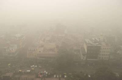 India pollution reaches hazardous levels