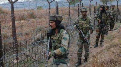 Indian Military once again resort to unprovoked fire at LoC, one Pakistani woman hit