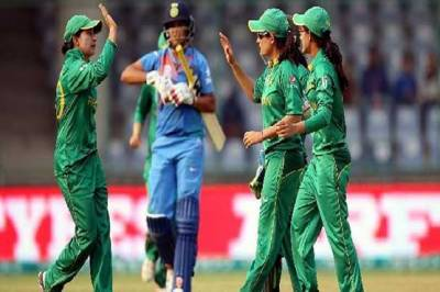 Pakistan takes on India today in the ICC women World T20 Cup