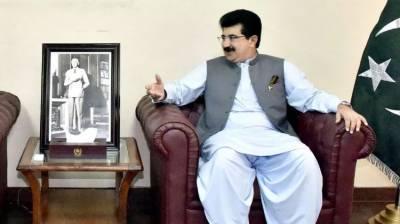 Pakistan values cordial relations with China: Sanjrani
