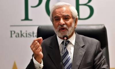 PCB Chairman Ehsan Mani calls India