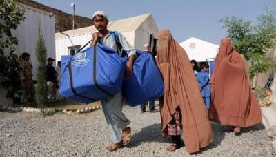 Repatriation of Afghan refugees suspended from Pakistan