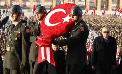 Seven Turkish soldiers die in munitions blast