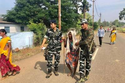 100,000 security forces personnel deployed in restive Indian state