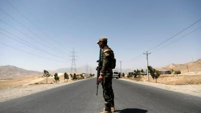 Afghanistan:15 civilians, 10 govt troops killed in fight