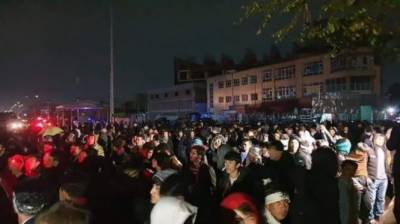Afghanistan: thousands protesting in Kabul