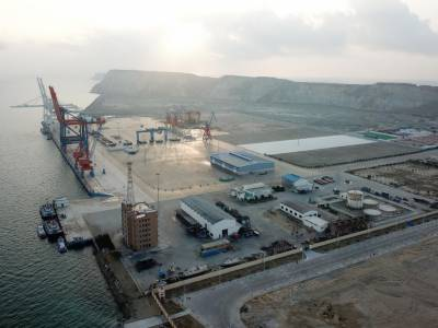 Gwadar Port: 20 international companies join free trade zone