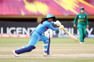 ICC-WW T20: India beat Pakistan by 7 wickets in group B match