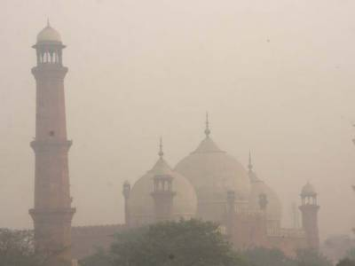 India responsible for 70% smog in Pakistan: Report