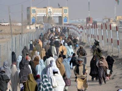 KP government to take unique initiative for people from Afghanistan