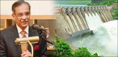 Why CJP refuse to accept Rs 8 crore in Diamer-Bhasha Dam fund?