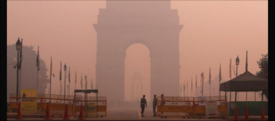 Air pollution level becomes severe in New Delhi