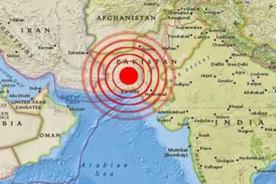 Earthquake jolts parts of Pakistan