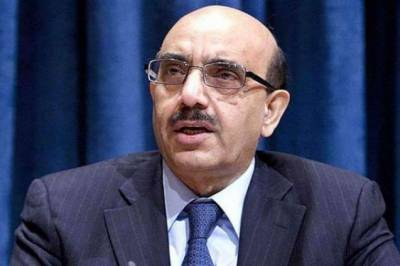 Indian obstinacy on Kashmir issue can trigger nuclear war in South Asia: Masood Khan