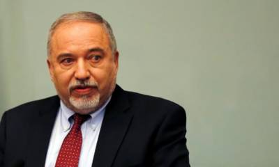 Israeli defence minister resigns in protest