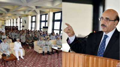 Peace in South Asia not possible without resolution of Kashmir issue: Masood