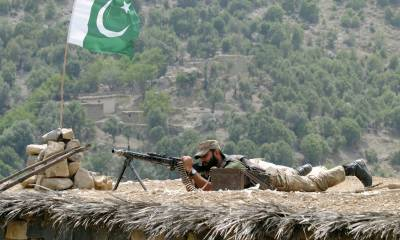 Senior terrorist commander killed by security forces