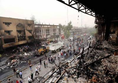Terrorist attack kills 9 people in western Iraq