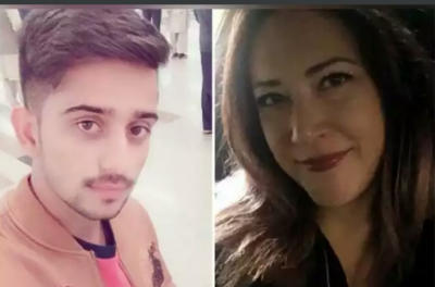 American lady arrives in Pakistan to tie knot with her love, a youngster from Sialkot