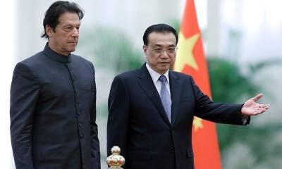 Chinese scholars, experts term Imran Khan's visit to China successful