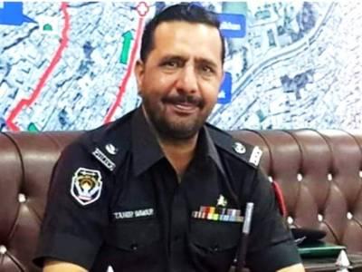 Dead body of martyred SP Tahir Khan Dawar handed over to Pakistani authorities in presence of Mohsin Dawar