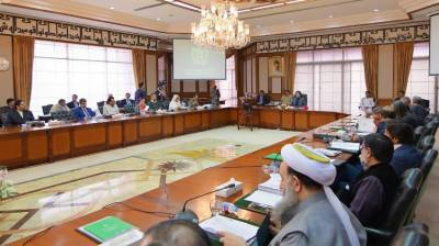 Federal cabinet meeting held: Important decisions taken on key matters