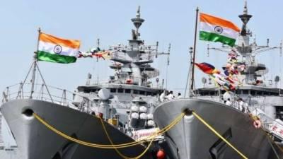 Indian Navy put on alert