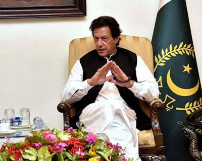 PM Imran Khan annoyed at Chairman Senate?