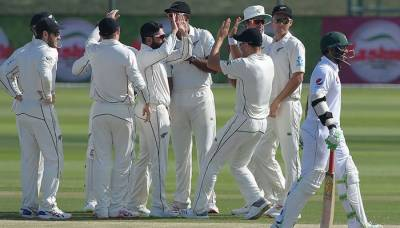 A sensational end to the second test match between Pakistan and New Zealand
