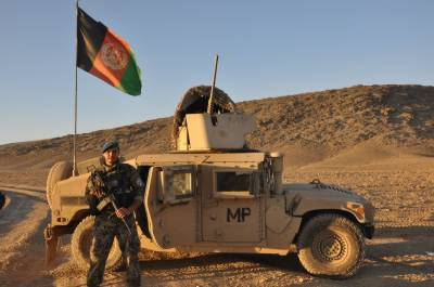 Afghan National Army casualties sharply rise, confesses: ANA General