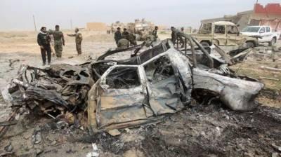Car bomb blast kills 5 in Iraq