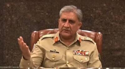 COAS Bajwa seeks national response over hybrid war against Pakistan