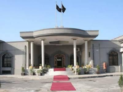 Islamabad High Court imposes heavy fine on Secretary defence, IGP