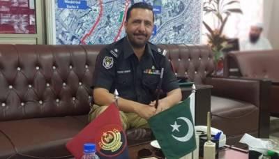 Murder case of SP Tahir Dawar: JIT starts investigation