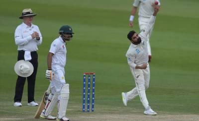 New Zealand's Patel plays havoc with Pakistan