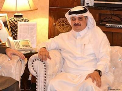 Saudi Ambassador makes offers to Pakistan