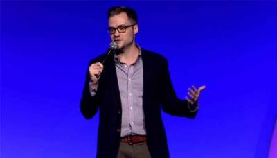 American comedian Jeremy McLellan has a perfect reply to President Donald Trump rant against Pakistan