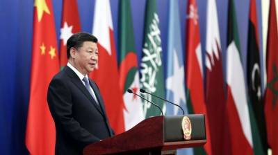 China, Arab countries to hold political parties dialogue