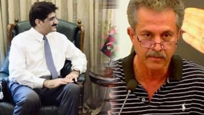 CM Sindh, Mayer Karachi discuss encroachment operation