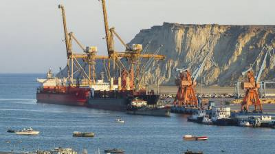 Gwadar port to get five new berths to handle big ships: DG Gwadar Port Authority