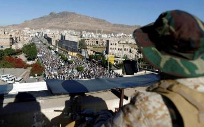 Houthis halt missile attacks on Saudi coalition, raising peace prospects