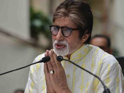 In a surprise, Amitab Bachan has a message for all Muslims on occasion of Eid MiladNabi
